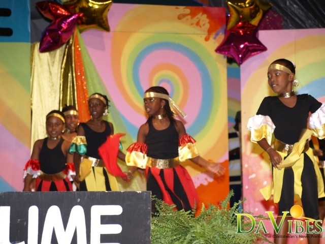 Miss Teen Dominica Pagent 2011