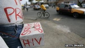 About 230,000 people in Ghana are living with HIV