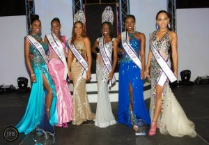 Dominica loses pageant title to bvi dominica vibes news miss caribbean world 2013 sharie watchman de castro centre with miss caribbean world 2012 sciox Images