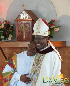 former calypsonian ordained as priest dominica vibes news. Black Bedroom Furniture Sets. Home Design Ideas