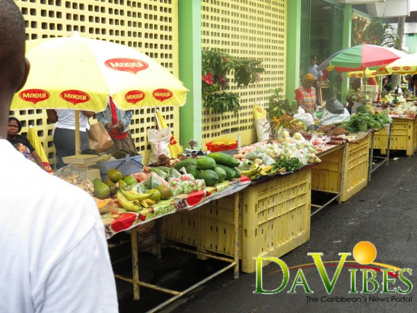 roseau celebrates market day with a difference dominica vibes news