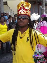 Dennison 'King Dice' Joseph is the reigning Calypso Monarch