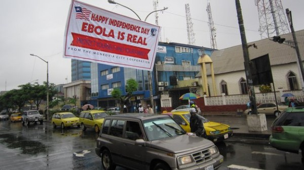Public awareness campaigns are being stepped up across the region as some people believe Ebola is a hoax